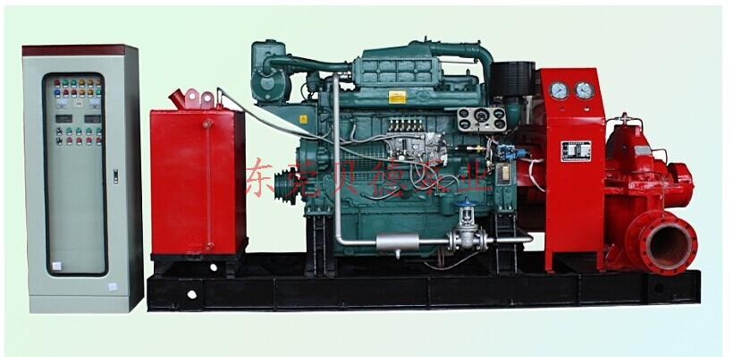 十, 流量,压力可调整:柴油机水泵装有机械调整器或电子调整器,当水泵